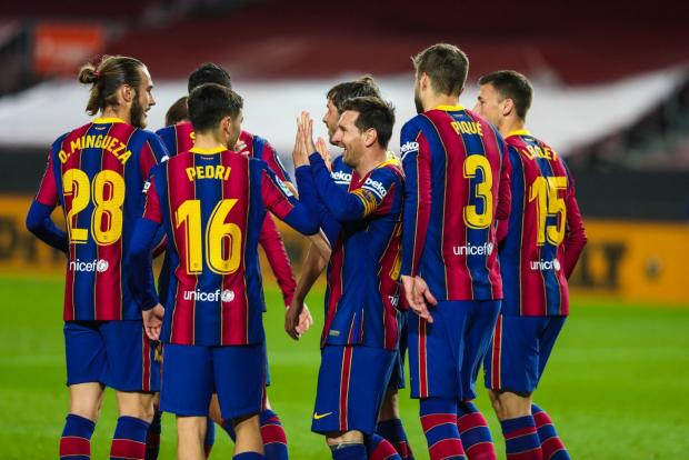 «Барселона» дома обыграла «Хетафе» благодаря дублю Месси