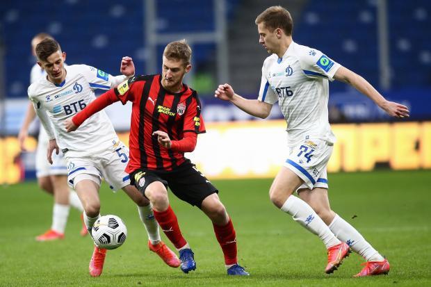 «Химки» на последних минутах вырвали победу у «Динамо»