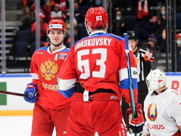 Красковский бронирует билет в Ригу? Сборная России снова победила белорусов в Еврочеллендже