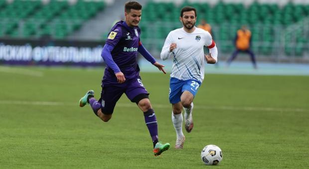 «Сочи» обыграл в гостях «Уфу» и поднялся на пятое место, обогнав ЦСКА и «Динамо»