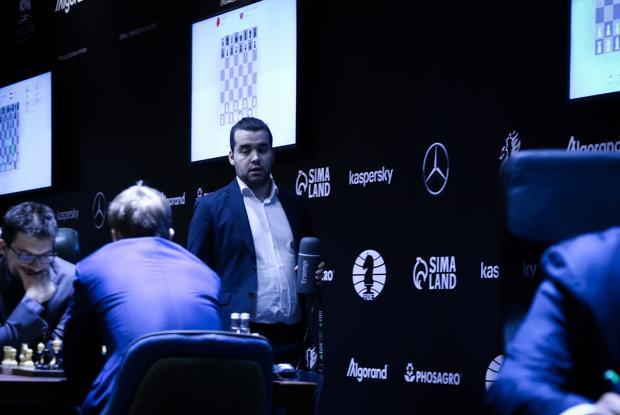 Евгений Томашевский: Сегодня все может решиться, Непомнящий в полушаге от матча за корону