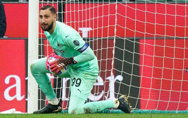 СМИ: Доннарумма продлит контракт с «Миланом»