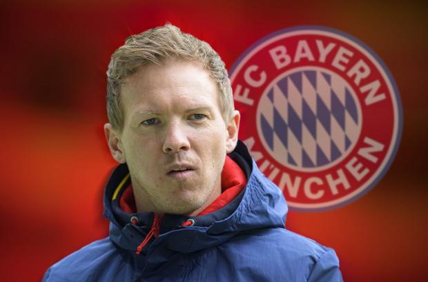 «Бавария» продолжает ослаблять конкурентов. Вслед за Юпамкано из Лейпцига приедет Нагельсманн