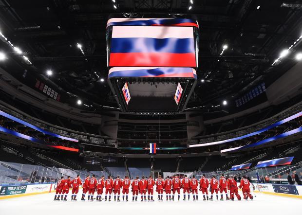 Почему «Матч ТВ» оборвал трансляцию из США на первых звуках российского гимна?