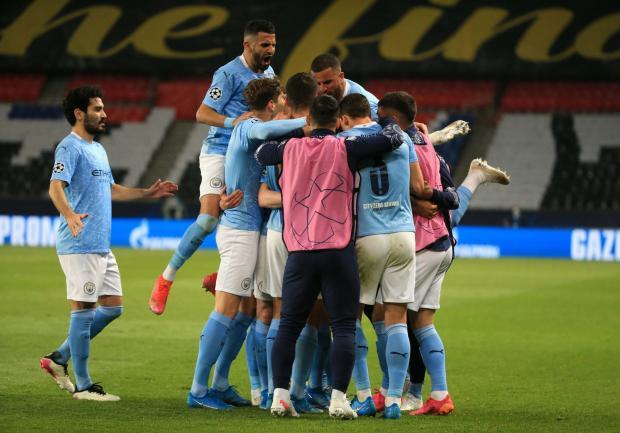 «Манчестер Сити» на выезде обыграл «ПСЖ» в первом полуфинальном матче Лиги чемпионов
