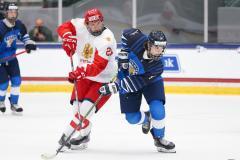 Россия на ЮЧМ уступила финнам, Овечкин снова не играл, удаление Ахметова в дерби было ошибкой