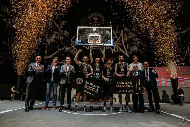 Баскетбол на театральной сцене. В Питере прошел финал Единой лиги Европы