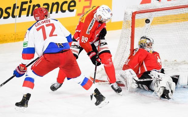 А с чего кто-то решил, что мы должны обыгрывать швейцарцев, если у них в НХЛ капитанов вдвое больше?