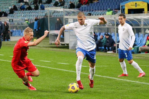 Иван Миладинович: В этом сезоне я сильно прибавил, и поэтому появились мысли о сборной