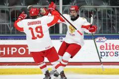Когда атака в ударе. Сборная России взяла реванш у Финляндии и вышла в финал ЮЧМ