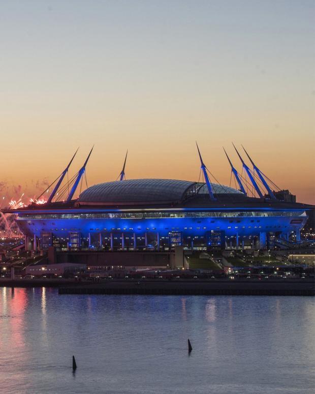 Алексей Сорокин: Санкт-Петербург получил дополнительные матчи Евро с учетом наследия ЧМ-2018