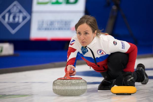 Женская сборная России вышла в полуфинал чемпионата мира, обыграв США