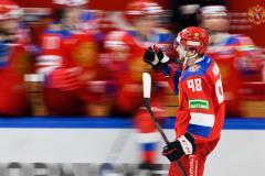 А Мамин где? Объявлен состав сборной России на Чешские хоккейные игры