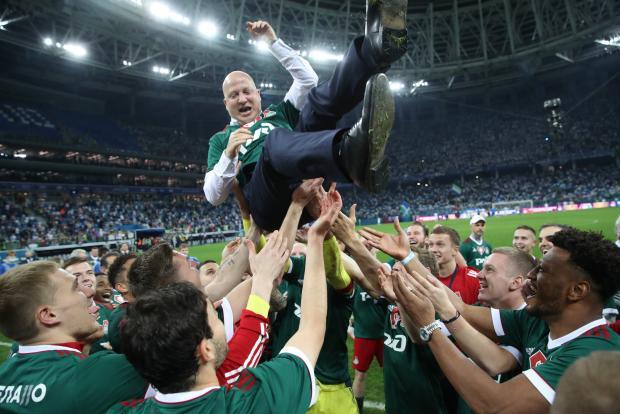 Марко Николич: Я очень горжусь выигрышем Кубка России и хочу новых побед