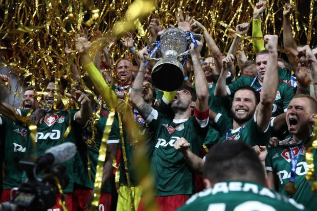 Есть девятый Кубок России! «Локомотив» в классном финале одолел «Крылья Советов»