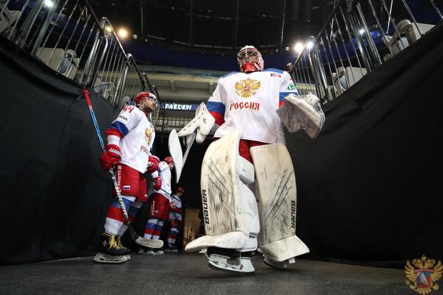Покажите Кузьменко и молодежную тройку. Сегодня в Праге встречаются сборные России и Финляндии