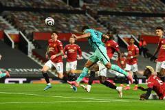Дубль Фирмино помог «Ливерпулю» в гостях обыграть «Манчестер Юнайтед»