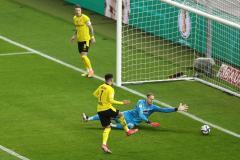 Дортмундская «Боруссия» выиграла Кубок Германии, разгромив «Лейпциг»