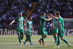 Андрей Талалаев: Меня радует, что «Ахмат» отбирает очки у участников Лиги чемпионов и Лиги Европы