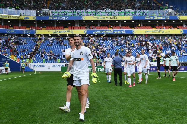 Виктор Гончаренко: Ребята проявили характер, чего нам не хватало в предыдущих матчах