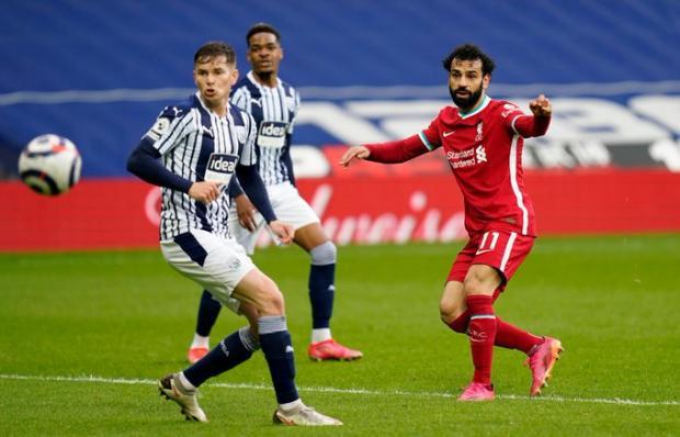 Поздний гол Алиссона принес «Ливерпулю» победу над «Вест Бромвичем»