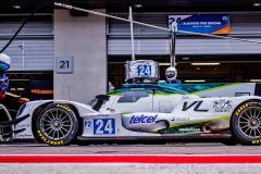 Уступив только бельгийцам… Экипажи G-Drive Racing — на втором и третьем местах