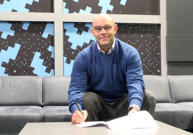 Канадский тренер Вудкрофт продлил контракт с минским «Динамо»