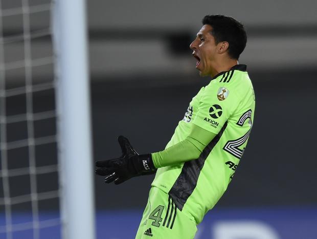 «Ривер Плейт» обыграл «Санта-Фе», проведя весь матч с номинальным полузащитником в воротах
