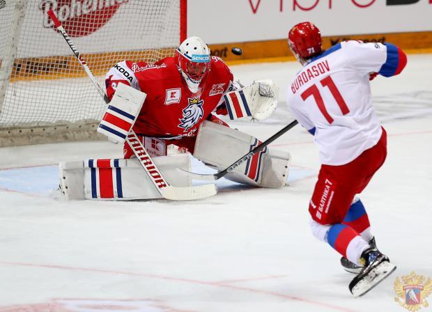 Распечатать ворота Грубеца и не наступить на грабли Знарка! Сегодня Россия встречается с Чехией