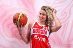 Баскетболистка-красавица Надежда Гришаева сыграла роскошную свадьбу