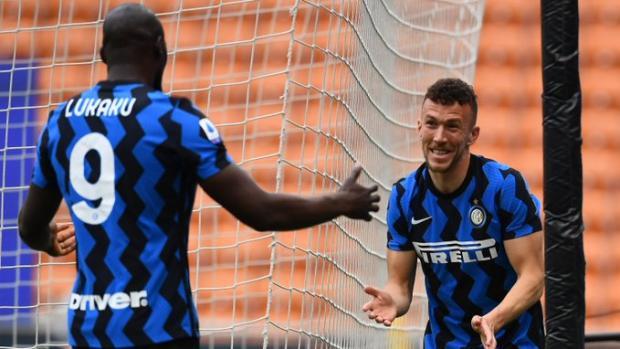 «Интер» завершил сезон, разгромив «Удинезе» в юбилейном матче
