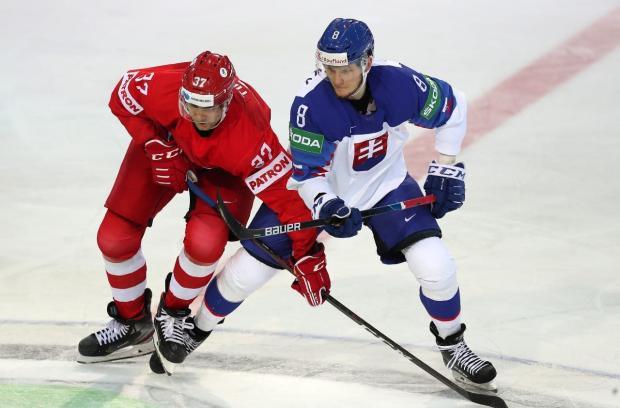 Сборная России уступила Словакии и потерпела первое поражение на чемпионате мира