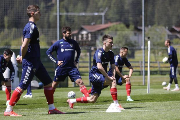 Сборная России сохранила 38-е место в рейтинге ФИФА