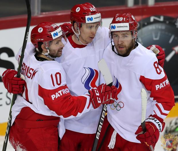 Толчинский порвал швейцарцев, а Чайковский прослезил корреспондента «Советского спорта»