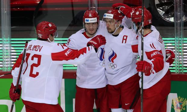 Сборная России победила Швейцарию на чемпионате мира в Риге (видео)