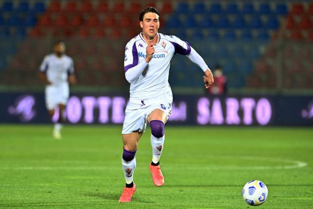 Нападающий «Фиорентины» Влахович стал лучшим молодым игроком серии А-2020/21