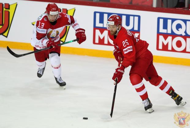 Михаил Григоренко: Будет хоккейная война