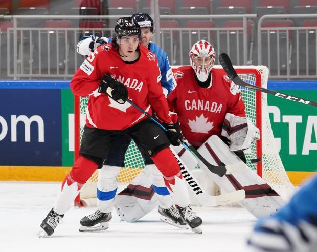 «Кленовые листья» опали? Сборная Канады проиграла Финляндии и рискует не попасть в плей-офф (видео)