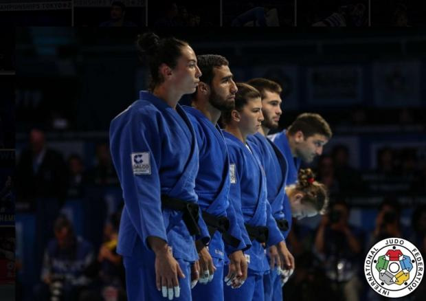 Самый необычный в истории. Завтра в Будапеште стартует чемпионат мира по дзюдо