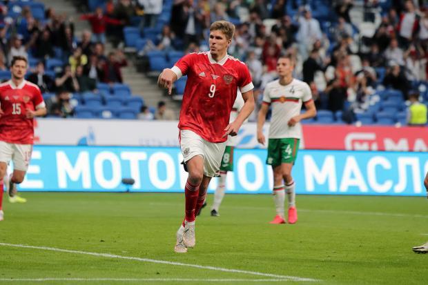 «Соболев сказал, к матчу с Бельгией будут готовы на 200 процентов. Вот это да - с нетерпением ждем»
