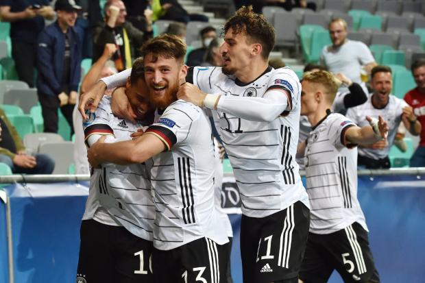 Сборная Германии выиграла молодежный чемпионат Европы