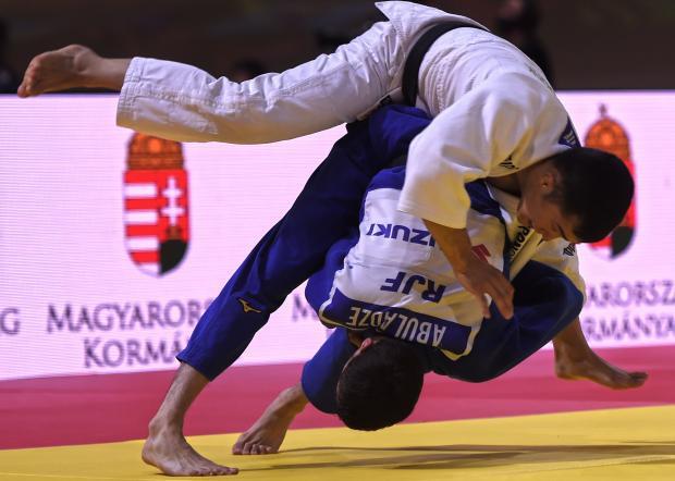 Яго – да! Россиянин Яго Абуладзе стал чемпионом мира