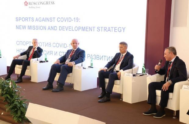 «Лига Ставок» приняла участие в ПМЭФ-2021