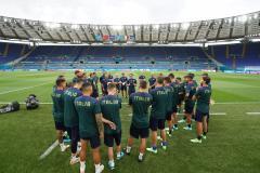 Сегодня в матче-открытии Евро-2020 Италия в Риме попытается обыграть Турцию