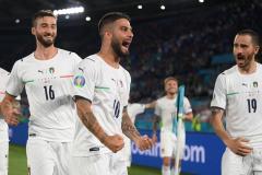Римская империя возвращается! В стартовом матче Евро-2020 Италия растоптала Турцию
