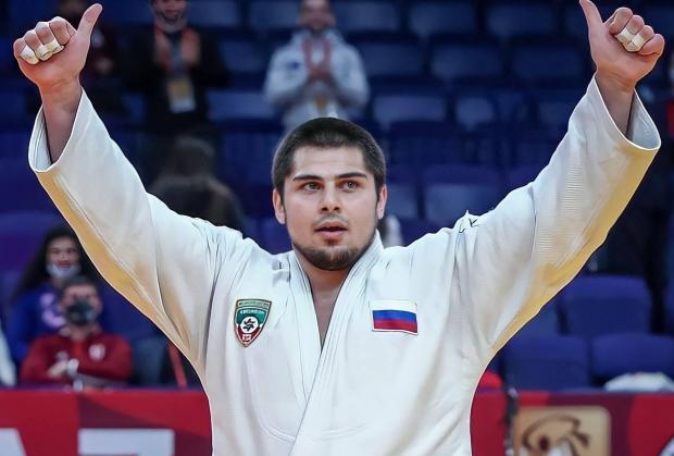 Тамерлан Серебряный. Башаев стал вице-чемпионом мира по дзюдо