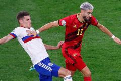 Роман Зобнин: После матча с Бельгией удалось поспать только пару часов