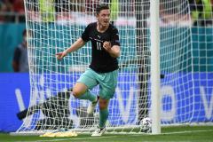 Австрия обыграла Северную Македонию в матче чемпионата Европы