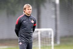 Дмитрий Попов: Если «Спартак» с Виторией не достигнет целей – я готов уйти
