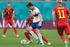 Марио Фернандес: После поражения от бельгийцев было грустно, но надо думать о следующих матчах